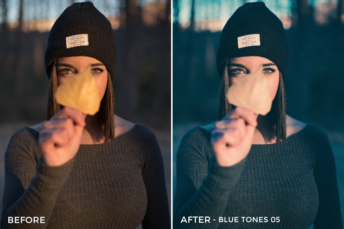 Blue Tones 5 - Aitor Carrera Lightroom Presets - FilterGrade