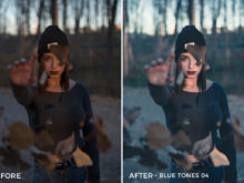 Blue Tones 4 - Aitor Carrera Lightroom Presets - FilterGrade