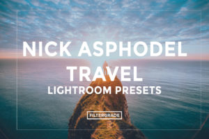 Featured - Nick Asphodel Travel Lightroom Presets - FilterGrade