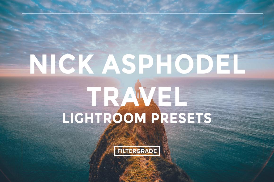Featured - Nick Asphodel Travel Lightroom Presets - FilterGrade