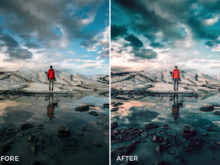 8 Nick Asphodel Travel Lightroom Presets - FilterGrade