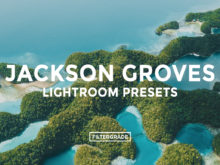 Featured - Jackson Groves Lightroom Presets - FilterGrade