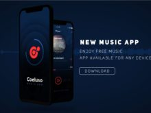 music app demo after effects template filtergrade