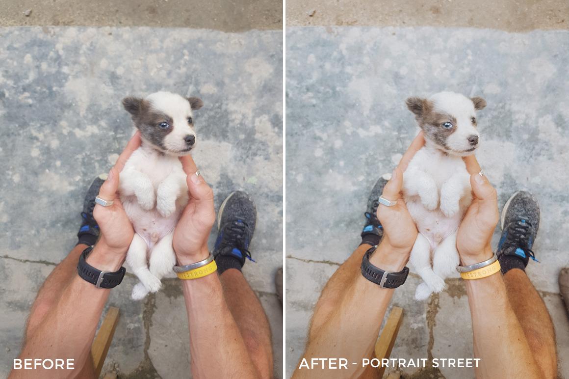Portrait Street - Joshua Lynott Lightroom Presets - FilterGrade