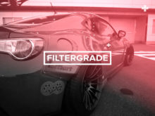 FilterGrade After Effects Templates