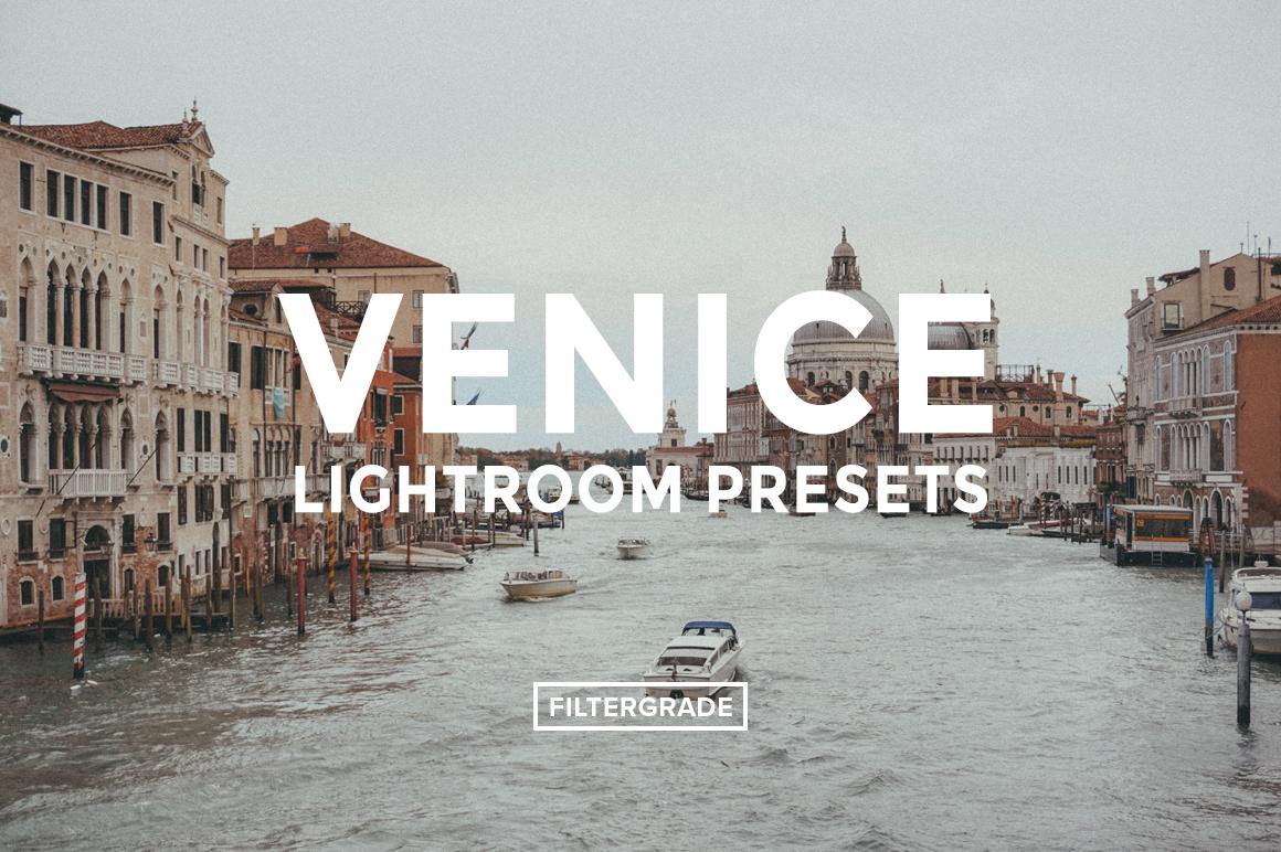 Featured - Venice Lightroom Presets - Tasos Pletsas - FilterGrade