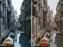 6 Venice Lightroom Presets - Tasos Pletsas - FilterGrade