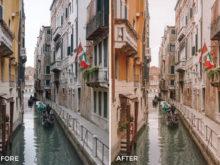 4 Venice Lightroom Presets - Tasos Pletsas - FilterGrade