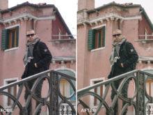 1 Venice Lightroom Presets - Tasos Pletsas - FilterGrade