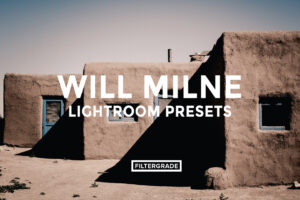 Featured - Will Milne Lightroom Presets - FilterGrade
