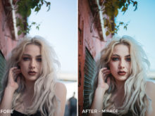 Mirage - Sharath Nair Lightroom Presets - FilterGrade