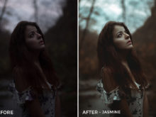Jasmine - Sharath Nair Lightroom Presets - FilterGrade