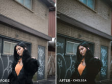 Chelsea - Sharath Nair Lightroom Presets - FilterGrade
