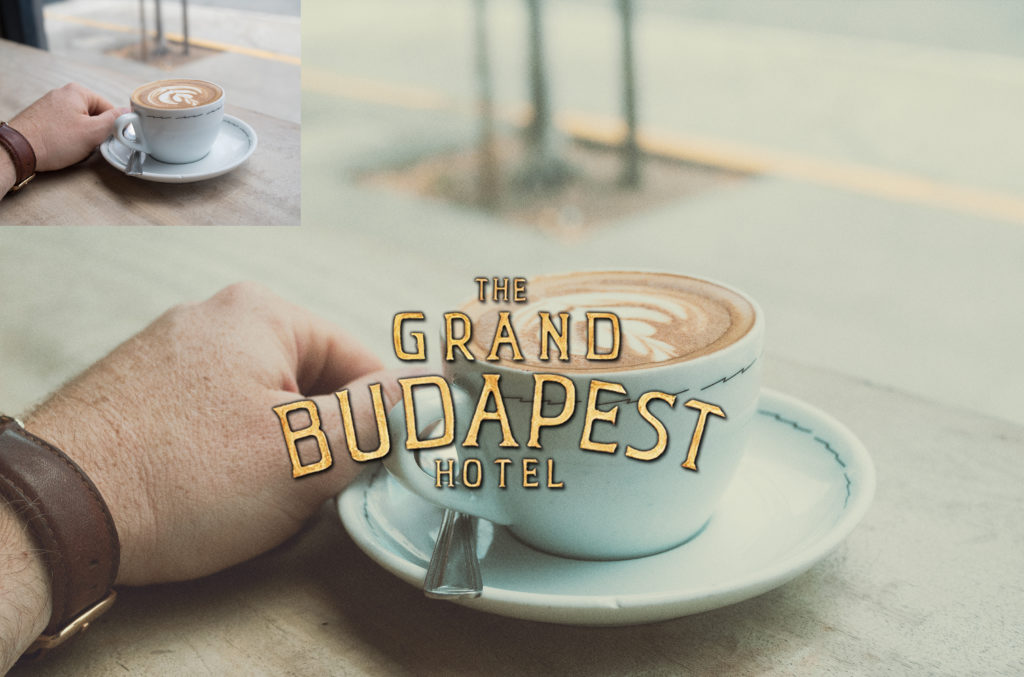 Wes Anderson Inspired Photoshop Actions - Will Milne - FilterGrade