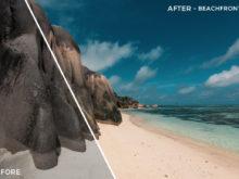 Beachfront 2 - Sabrina Binkert Lightroom Presets - FilterGrade