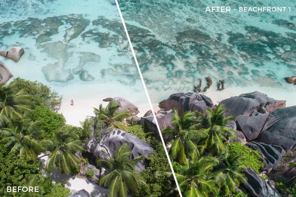 Beachfront 1 - Sabrina Binkert Lightroom Presets - FilterGrade