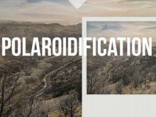 4 Polaroidification Photoshop Actions - Will Milne - FilterGrade
