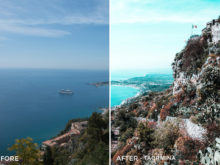 Taormina - Stephen Karg Xtravagant Design Essential Lightroom Presets Collection - FilterGrade