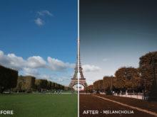 Melancholia - Stephen Karg Xtravagant Design Essential Lightroom Presets Collection - FilterGrade