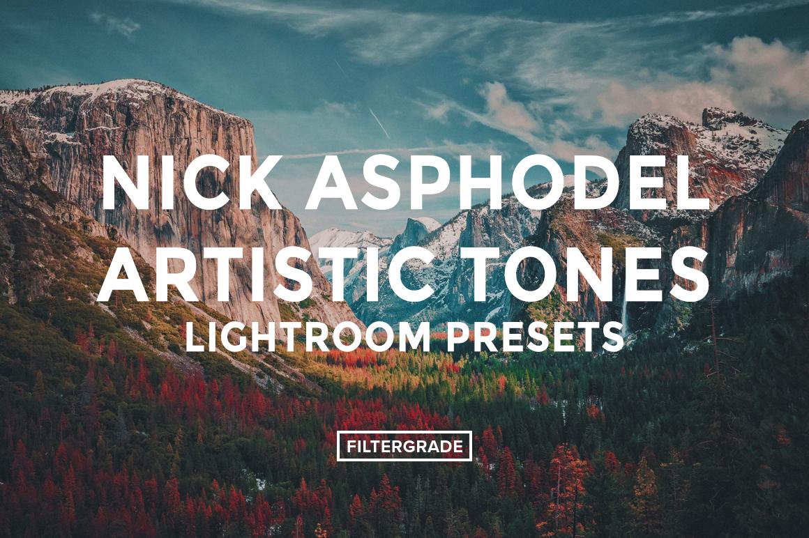 Featured Nick Asphodel Artistic Tones Lightroom Presets - FilterGrade