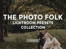 Featured Photo Folk Lightroom Presets Collection - FilterGrade