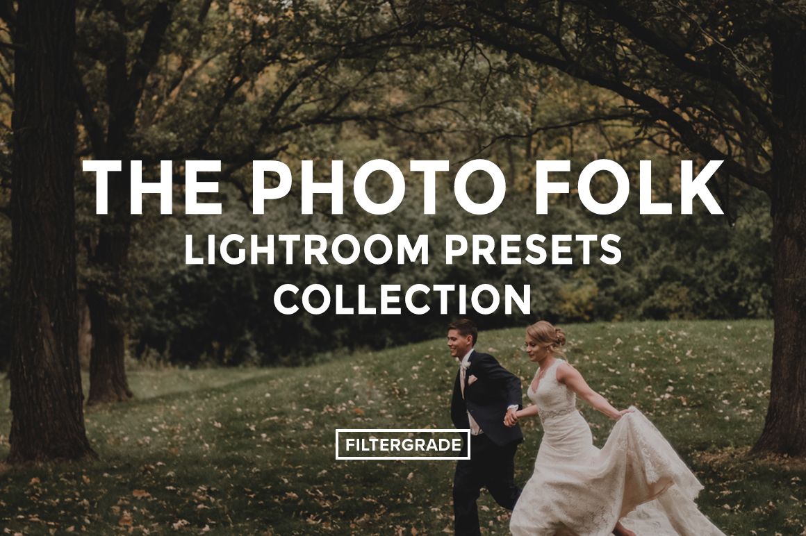 Featured Photo Folk Lightroom Presets Collection - FilterGrade