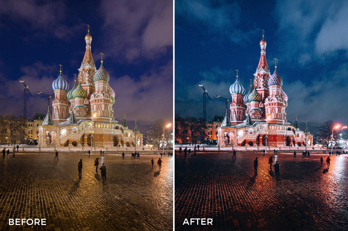 6 Alexander Zhuk Urban & Portrait III Lightroom Presets - FilterGrade