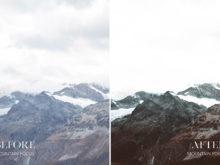 Mountain Focus - Joshua Fuller Lightroom Presets - FilterGrade
