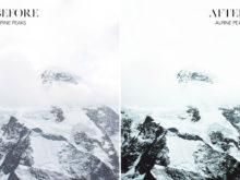 Alpine Peaks- Joshua Fuller Lightroom Presets - FilterGrade