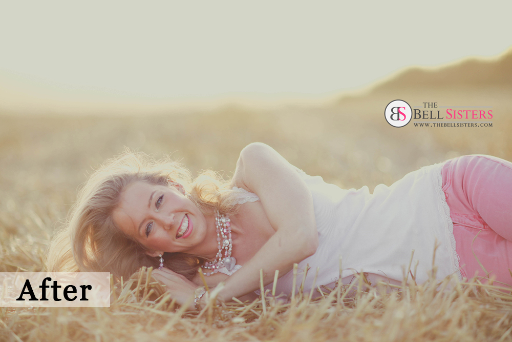 12 Featured - The Bell Sisters Gingham Lightroom Presets - FilterGrade