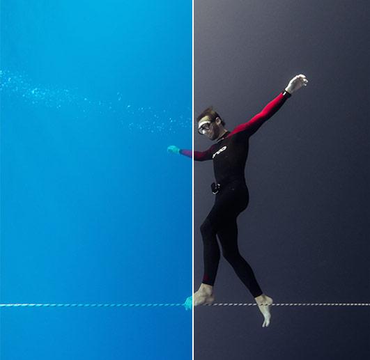 custom underwater ocean lightroom presets