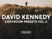Featured - David Kennedy Lightroom Presets Vol. 2 - FilterGrade