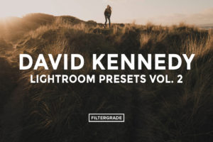 Featured - David Kennedy Lightroom Presets Vol. 2 - FilterGrade