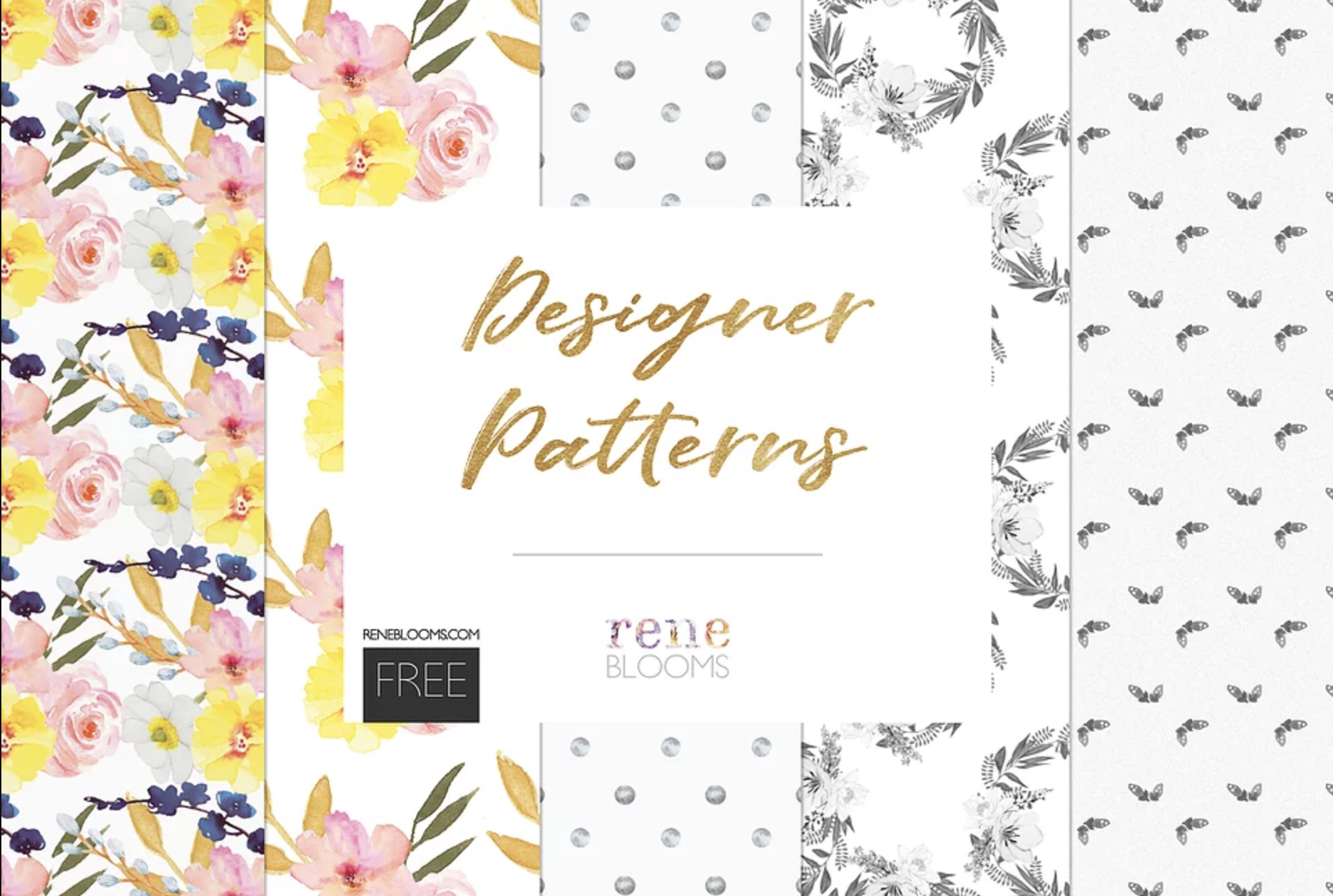 15+ Free Floral Brushes and Patterns for Photoshop - FilterGrade
