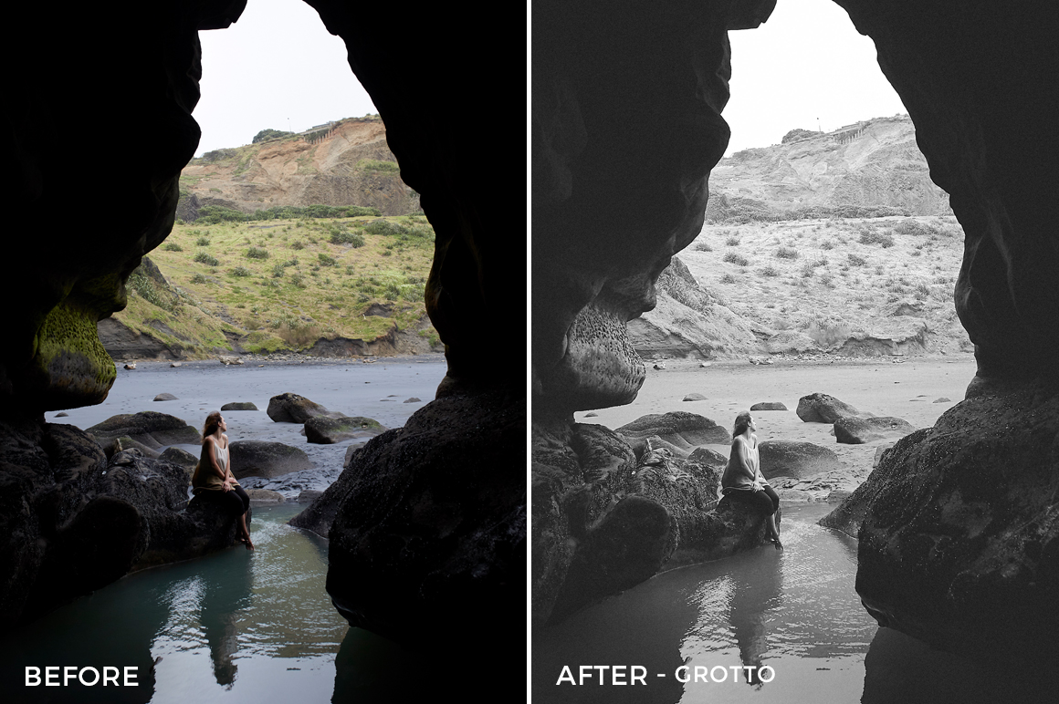 Grotto - Adventure Series - Heading South Capture One Styles by Mark Binks - FilterGrade