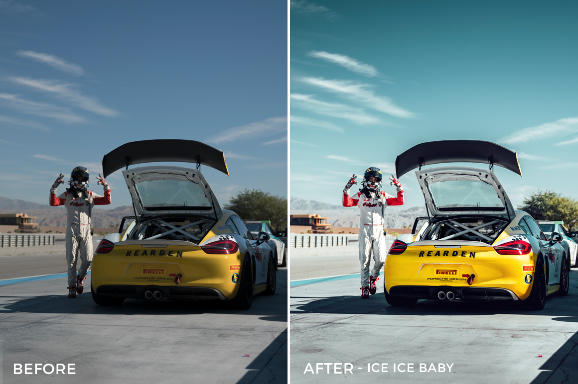 Ice Ice Baby - Matt Larson Lightroom Presets Vol. 2 - FilterGrade