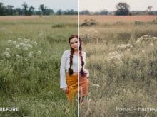 Harvest 1 - Exposure Empire Lightroom Presets Vol. 2 - FilterGrade