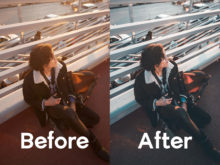 8 Featured Orgl Desgn Lightroom Presets - Filtergrade