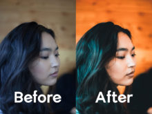 6 Featured Orgl Desgn Lightroom Presets - Filtergrade