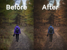 3 Featured Orgl Desgn Lightroom Presets - Filtergrade