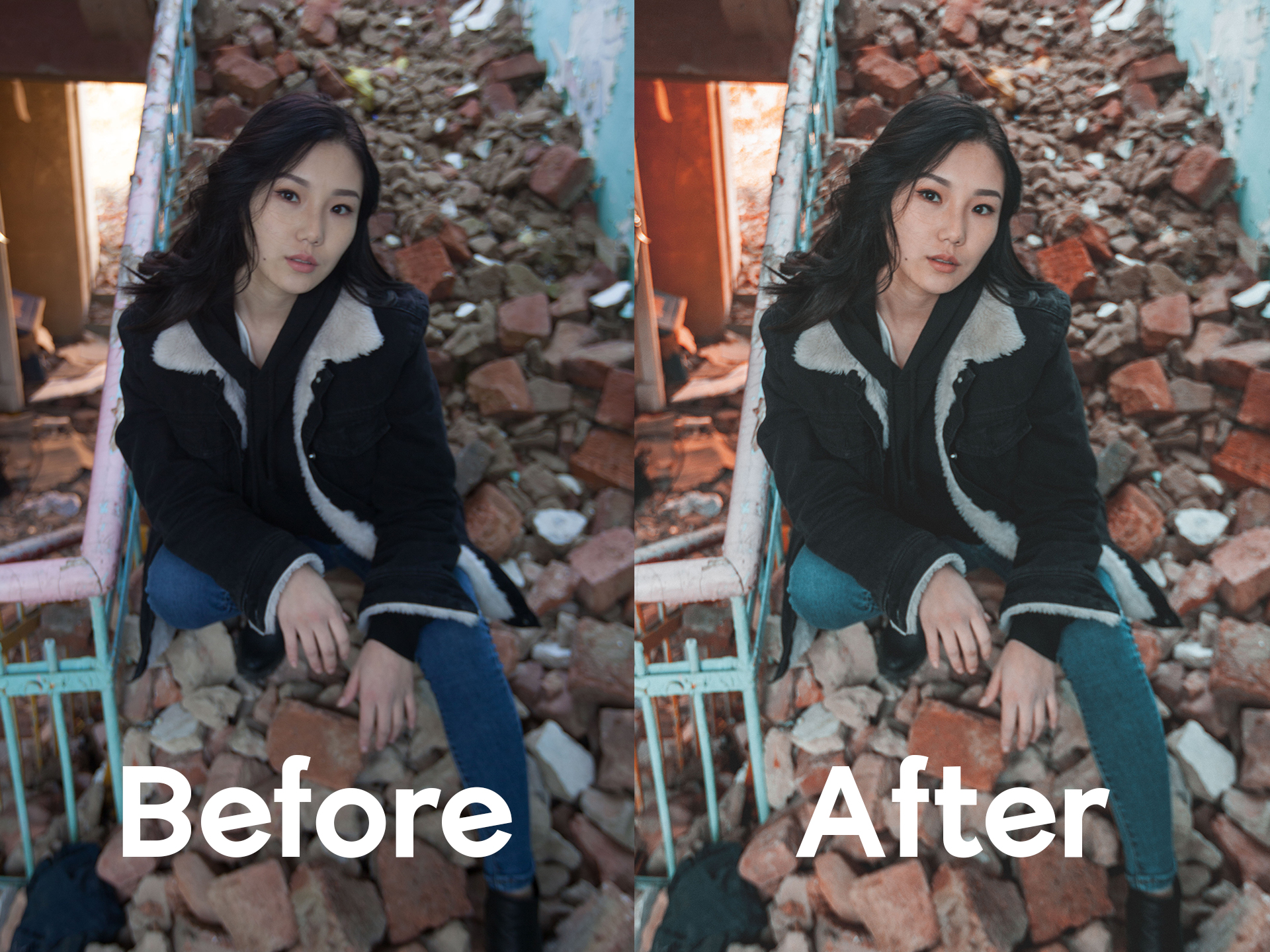 1 Featured Orgl Desgn Lightroom Presets - Filtergrade