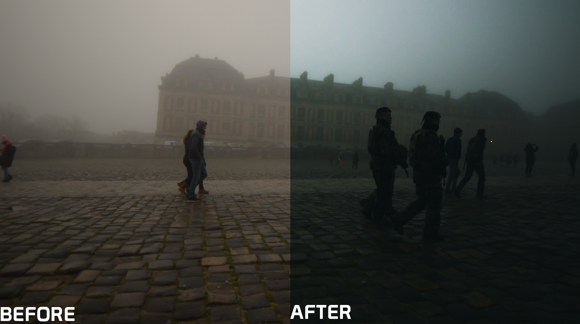 8 Featured Anthony Intraversato Video LUTs V2 - FilterGrade