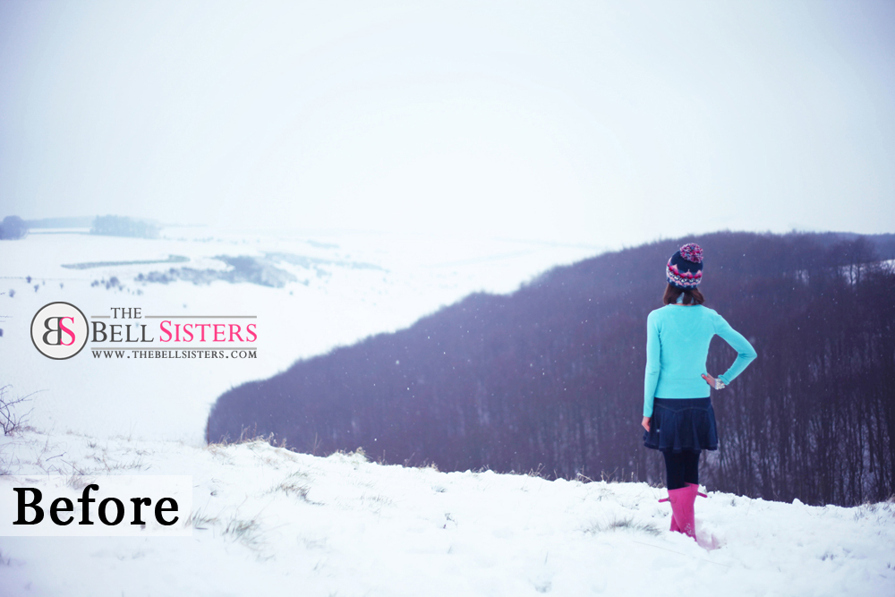 12 Featured - The Bell Sisters Snow Textures Pack - FilterGrade