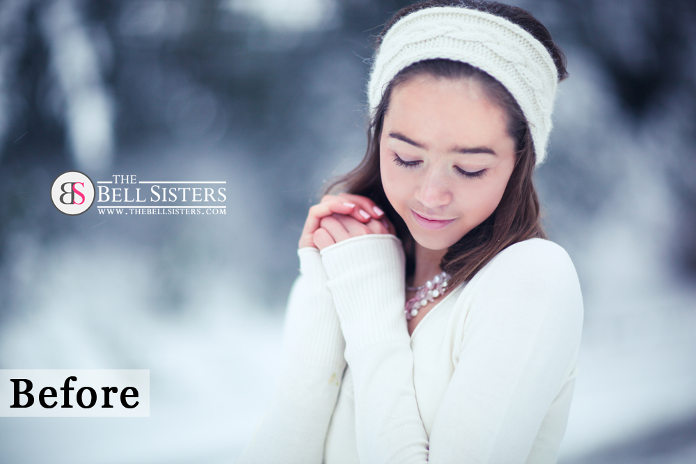 7 Featured - The Bell Sisters Snow Textures Pack - FilterGrade