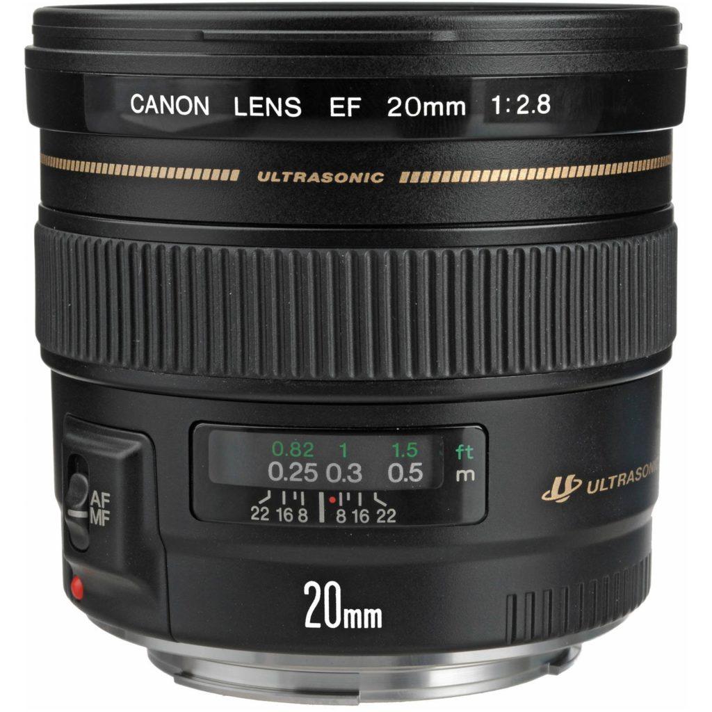 Best Full Frame Lenses For Real Estate Photography