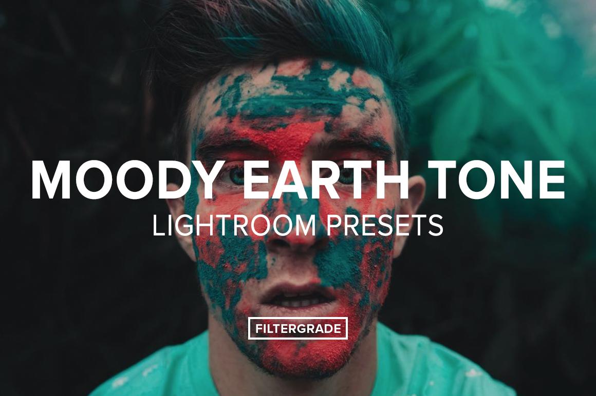 Moody Earth Tone Lightroom Presets by Brett Harpster - FilterGrade
