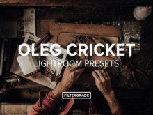 *Featured - Oleg Cricket Lightroom Presets - FilterGrade