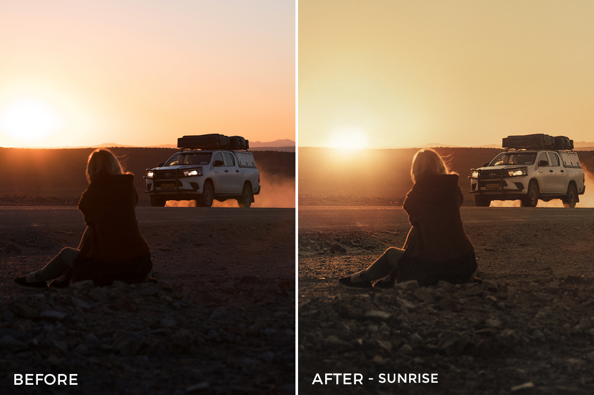 Sunrise - Oleg Cricket Lightroom Presets - FilterGrade