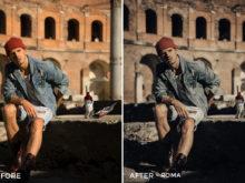 Roma - Oleg Cricket Lightroom Presets - FilterGrade