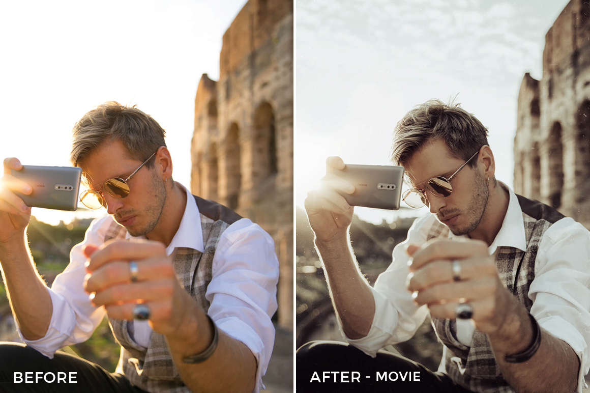 Movie - Oleg Cricket Lightroom Presets - FilterGrade